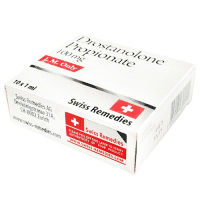 DROSTANOLONE PROPIONATE | 10 ампул / мл - 100 мг/мл | Мастерон Пропионат —  Swiss Remedies