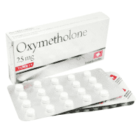 OXYMETHOLONE | 100 табл - 25 мг / табл | Оксиметолон —  Swiss Remedies