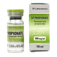 SP Propionate | 10 мл / флакон - 100 мг/мл | Тестостерон Пропионат — SP Labs
